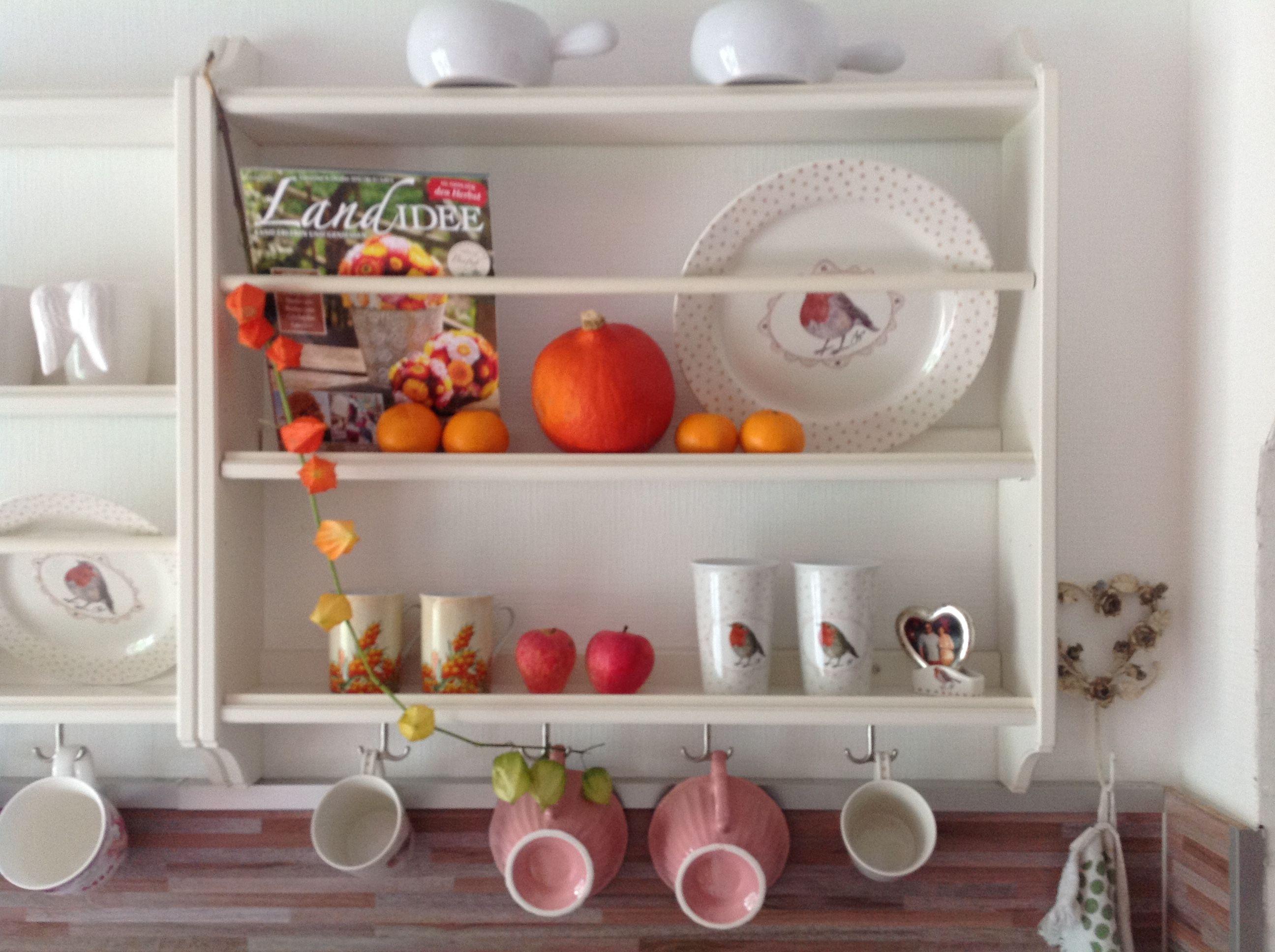 Ikea Stenstorp Der Schöne Herbst Ist Da Küche Tellerregal Ikea