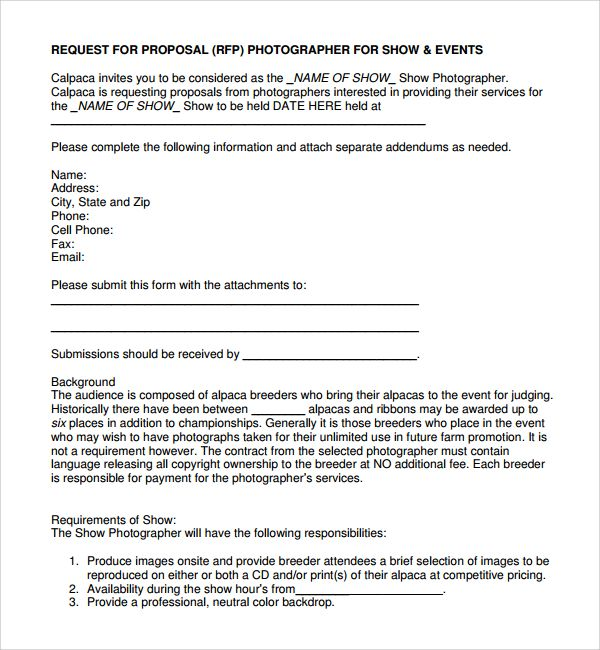 Bid Proposal Template About Design Proposal Bathroom On - bid proposal forms