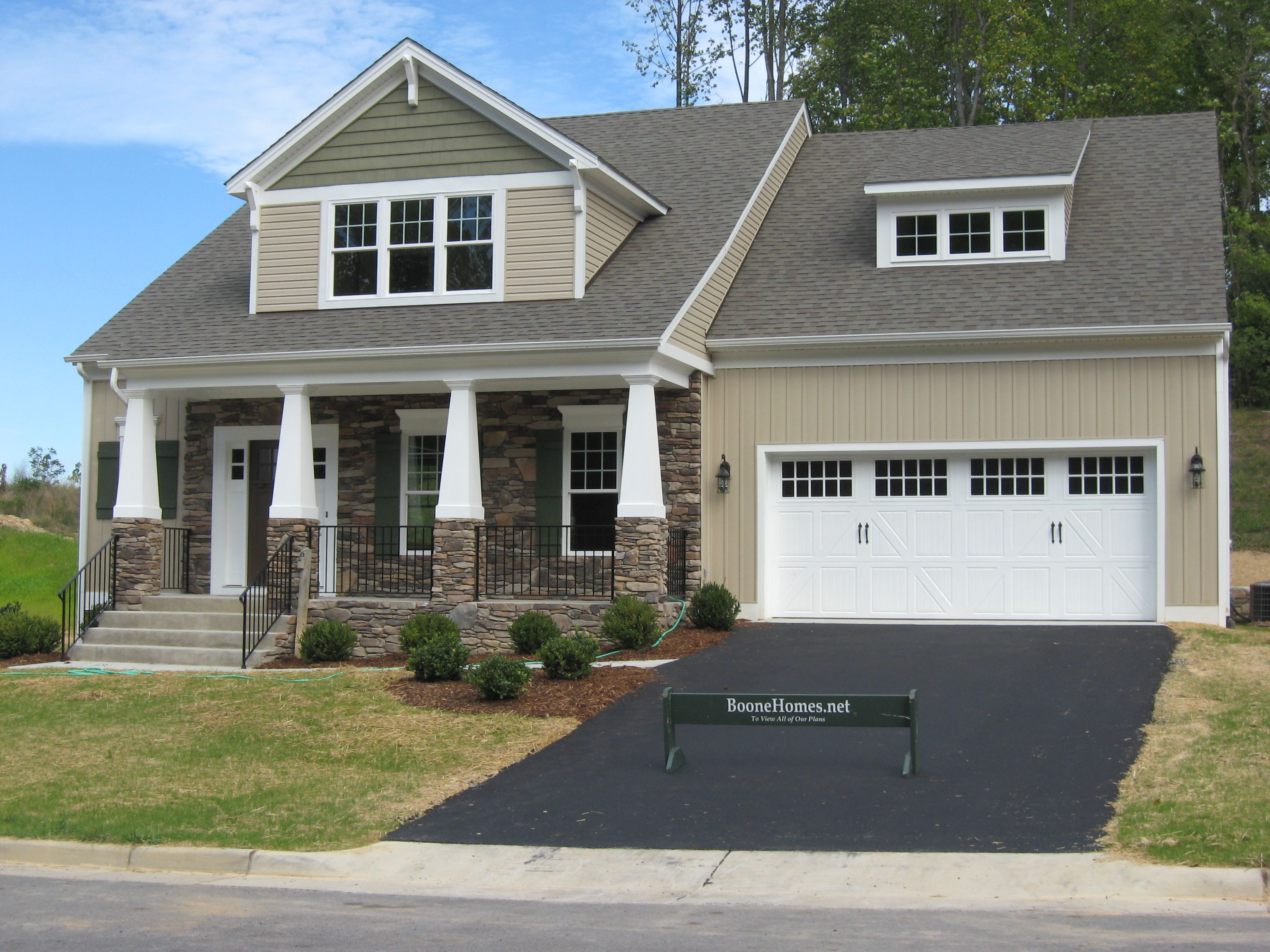 Richmond Signature Homes Farmhouse Plans Craftsman Home Photos Homes Roanoke New Homes