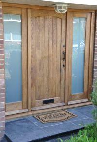 Solid Oak Cottage External Oak Door, Traditional Front ...