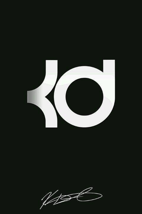 Air Jordan Wallpaper Iphone 4 Kd Logo Kevin Durant Pinterest Kevin Durant Nba