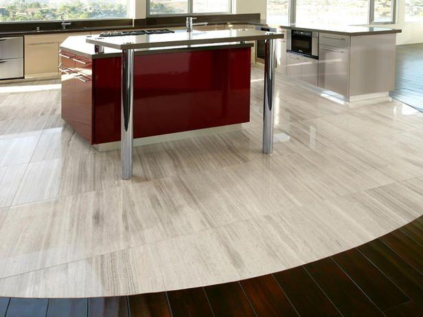 A Gallery of Beautiful Iris Images Dark hardwood, Kitchen - kitchen tile flooring ideas