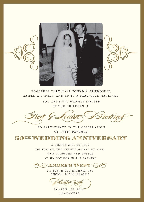60th wedding anniversary invitation wording samples anniversary party