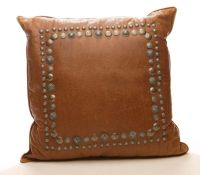 Bandolier Western Pillow Double D Ranch Pillows | Home ...