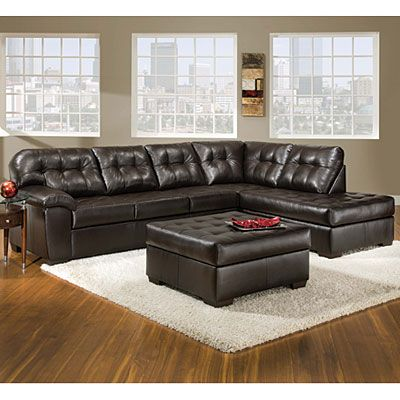 This is my sectional!! I love it!! ))) So excited!!! Simmons - big lots living room furniture