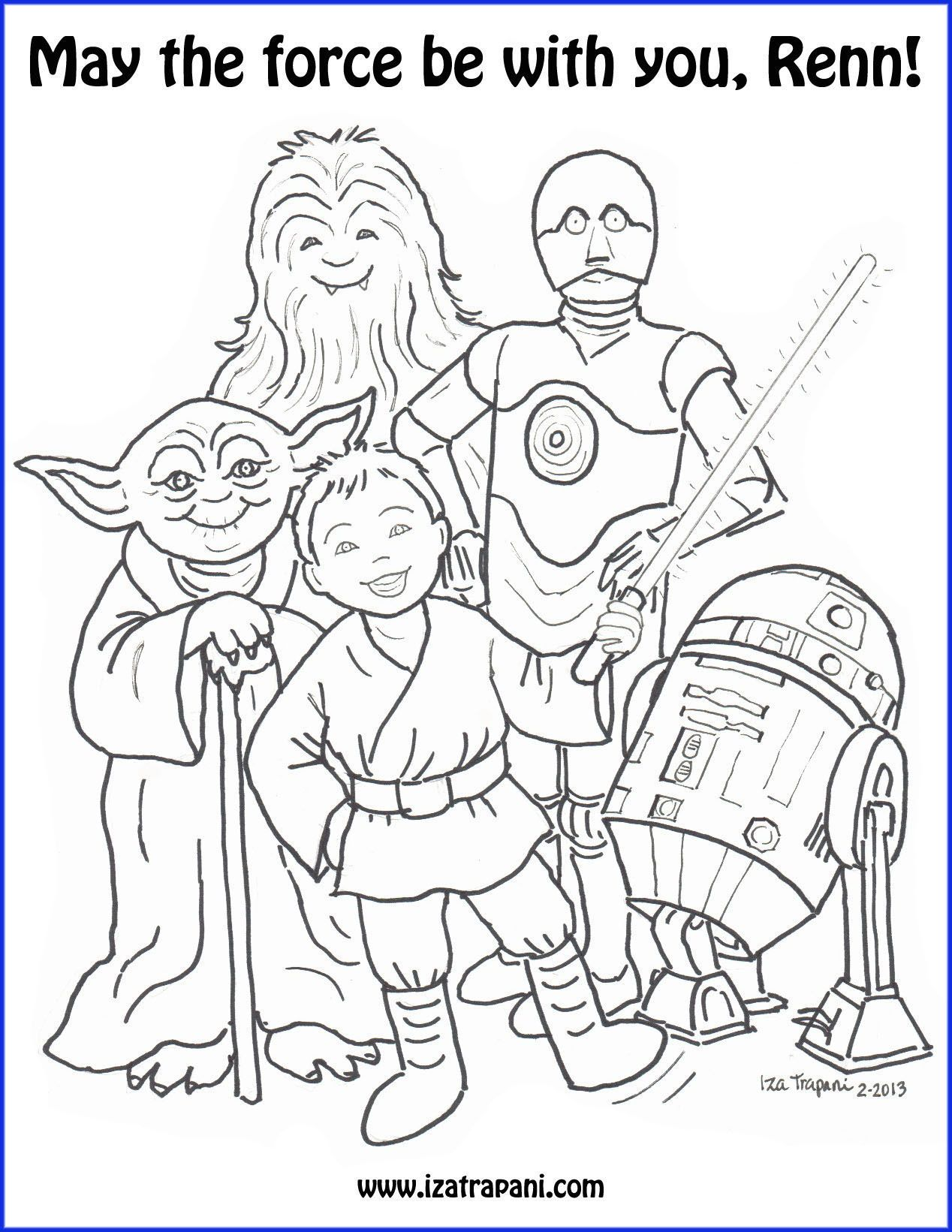 Printable coloring pages may - Download