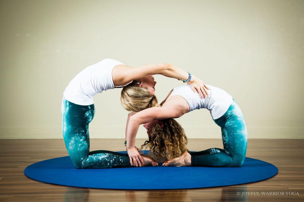 Partner Acro Yoga Poses Google Search Gymnastic Jungle