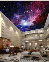Galaxy Nubela Outerspace 00081 Ceiling Wall Mural Wall ...