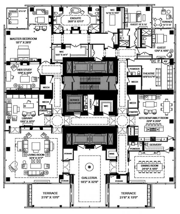 How To Find Floor Plans For Existing Commercial Buildings