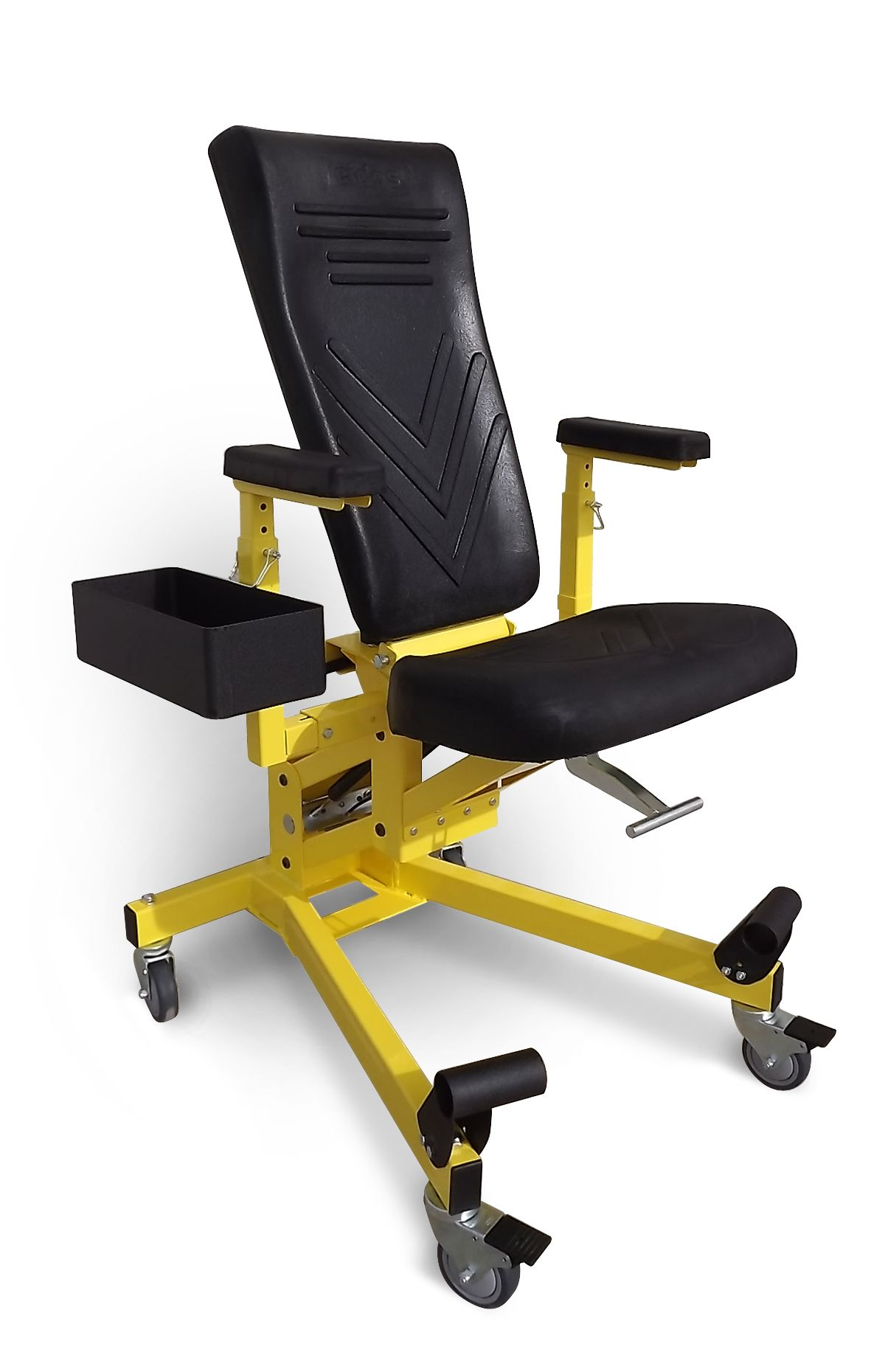 Ergonomic Work Chairs Eidos Model 117 Gsw Is An Fully Adjustable Work Positioner