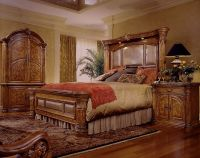 Aico Furniture Monte Carlo 8-piece Mantel Bedroom Set ...