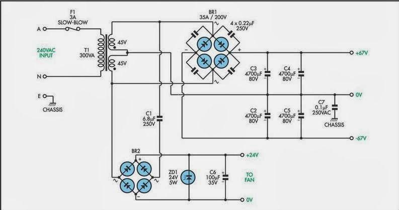 subwoofer amplifier wiring