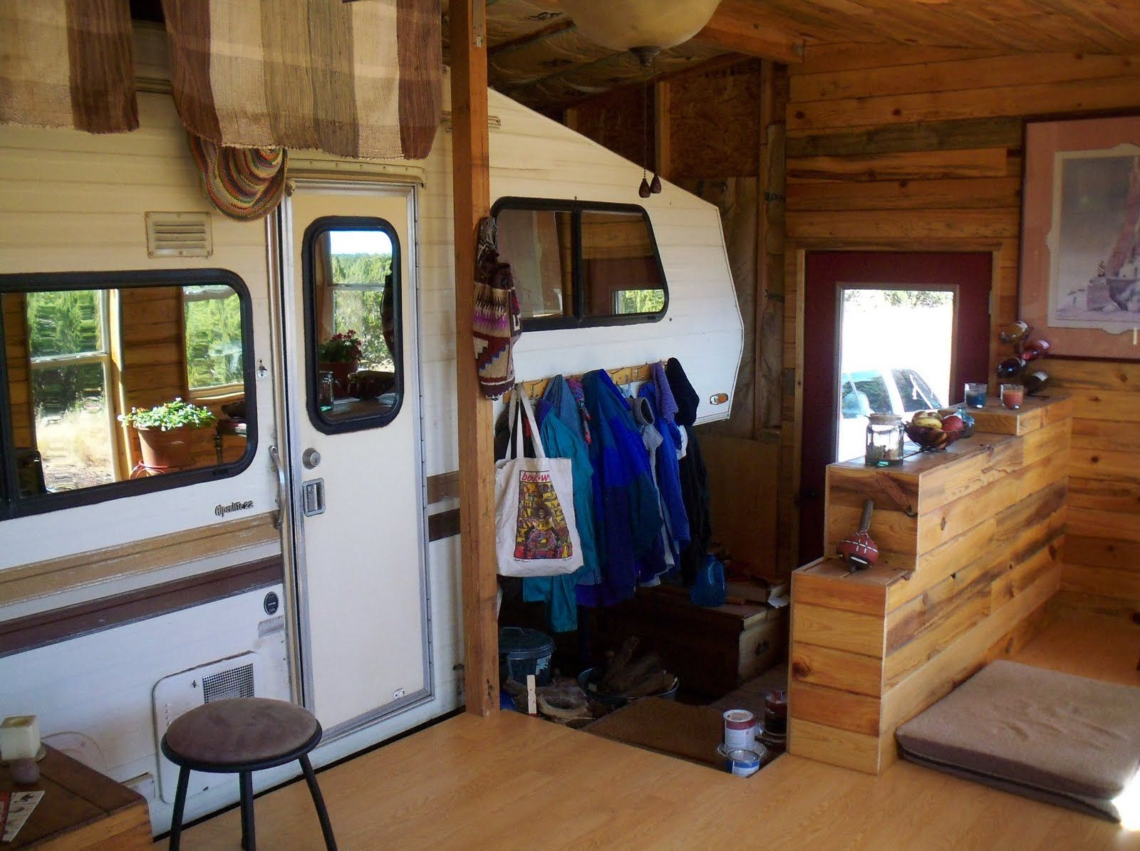 Small Homes Interior Tiny Home Interiors Trailer House Plans Home Plans
