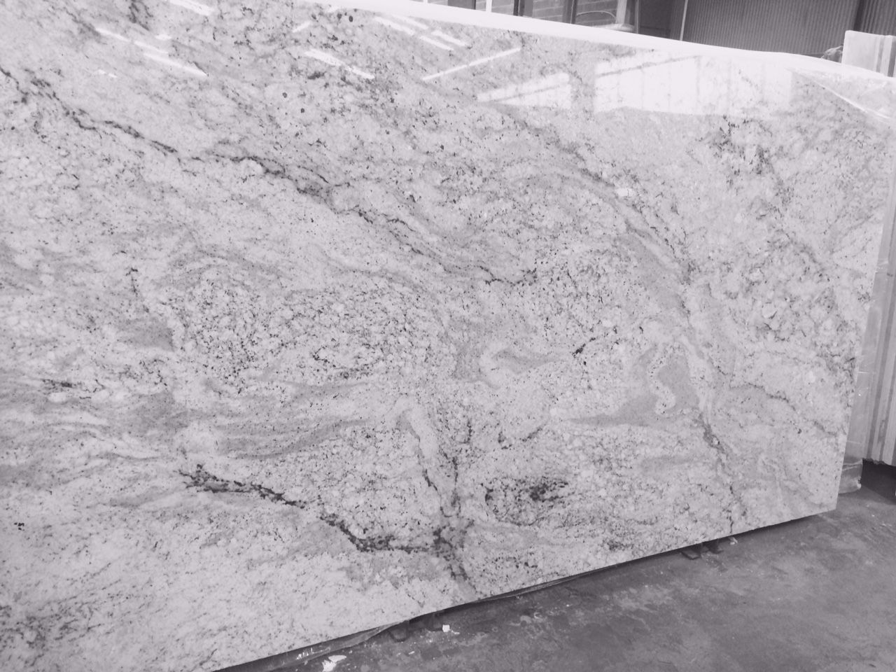 White And Grey Marble Countertops Bianco Romano Granite Pinteres