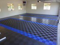 Garage Floors | Garage Gallery | RaceDeck | Garage Ideas ...