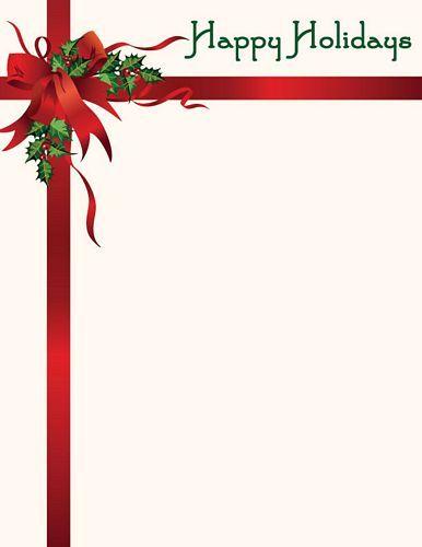 free christmas holiday templates flyer template word for - free christmas word templates