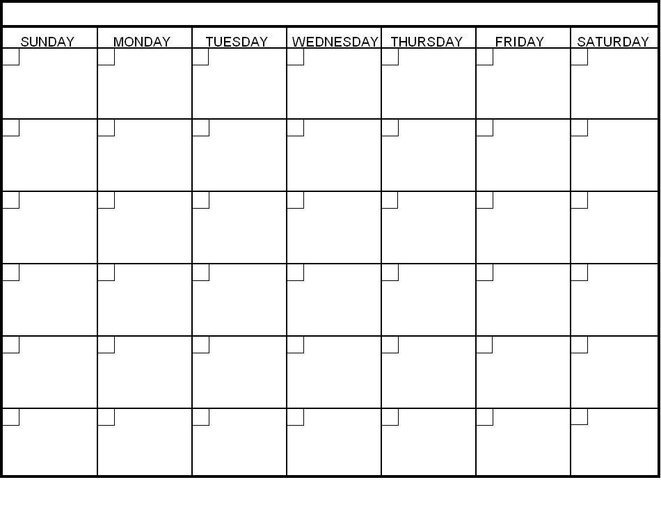 Printable calendar Notebooking Pinterest Summer school - blank calendar templates