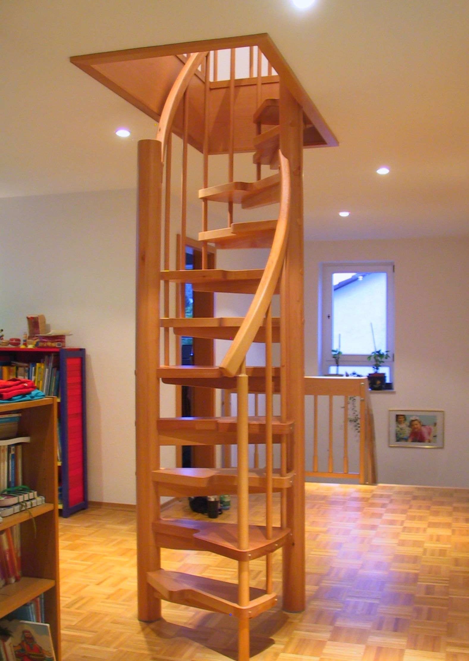 Stair Options For Small Spaces Space Saving Stairs Group Image Orchideen Mansarde