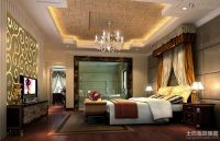 Amazing Ceiling Decoration #4 Bedroom Ceiling Decorations ...