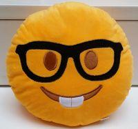 Nerd Geek Eyeglasses Emoji Pillow (US Seller) | Nerd geek ...