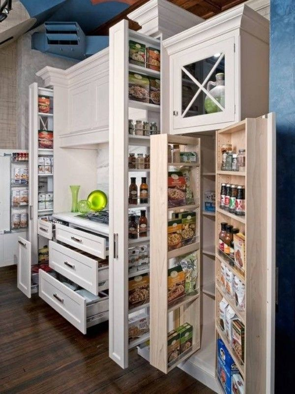 31 Amazing Storage Ideas For Small Kitchens Storage ideas - kitchen storage ideas for small spaces