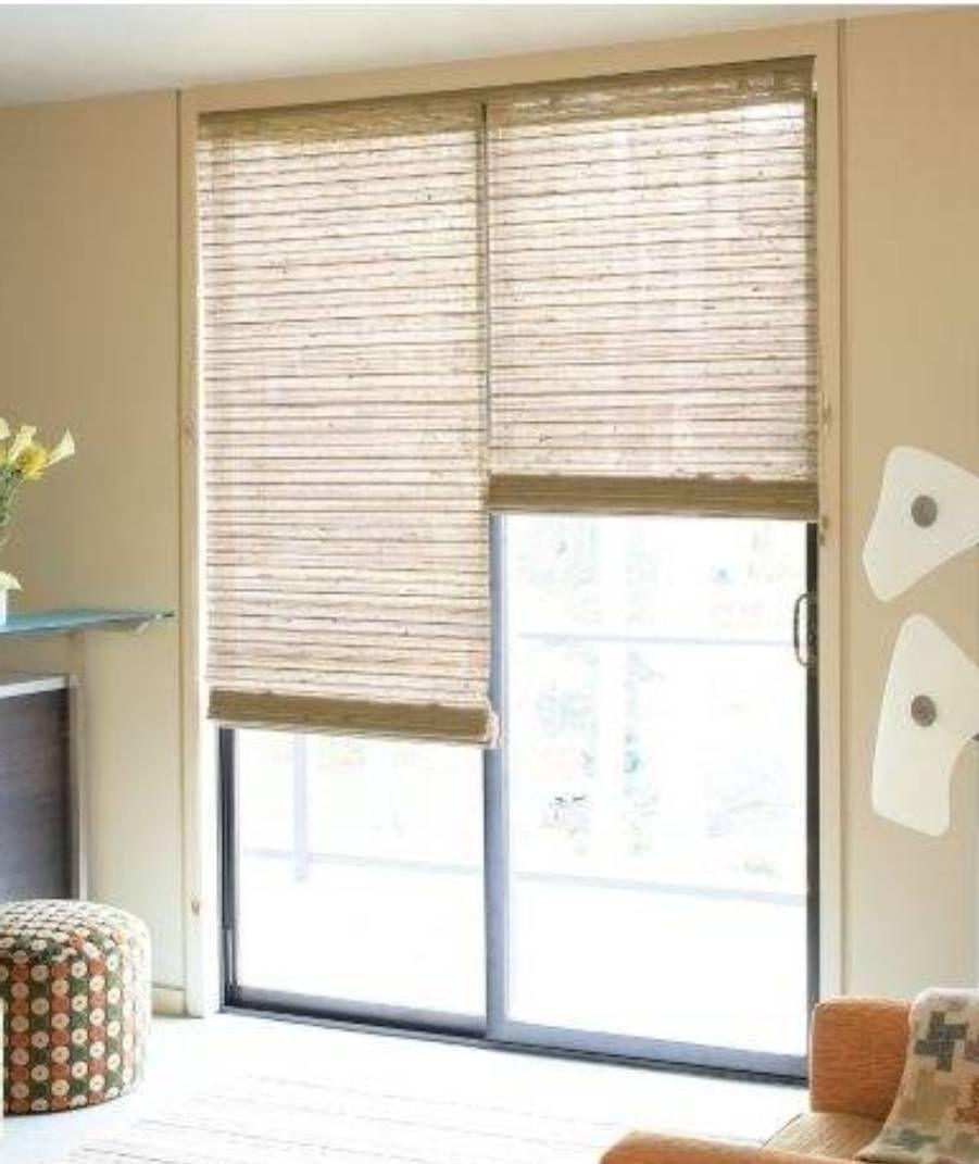Best Sliding Door Window Treatments Window Coverings For