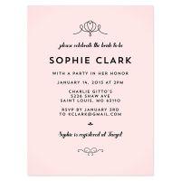 Bridal Shower Invitation Wording References | Steph's ...