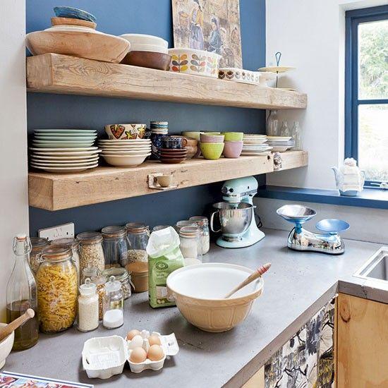 Best kitchen shelving ideas Shelving ideas, Beautiful kitchen - kitchen shelving ideas