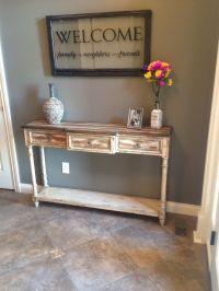 Rustic entryway decor - Google Search | Home Decor ...