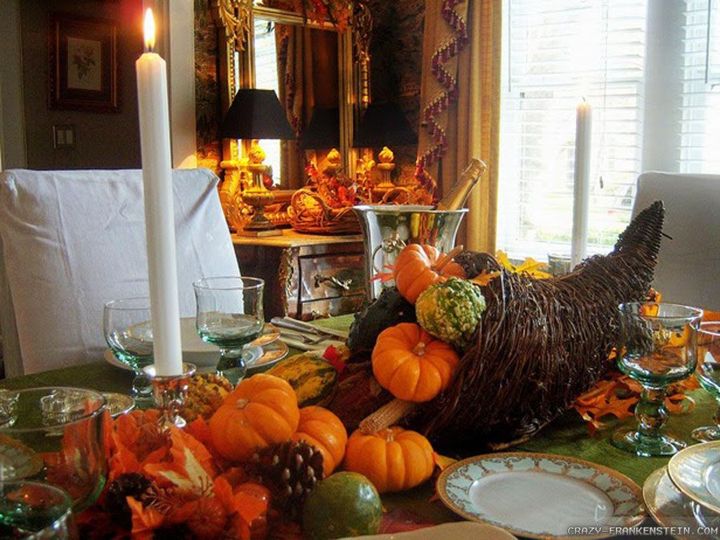 Gallery of thanksgiving home decor