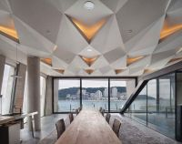 13 Amazing Examples Of Creative Sculptural Ceilings // The ...