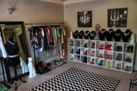 How to convert a spare bedroom into a closet | Bedroom ...