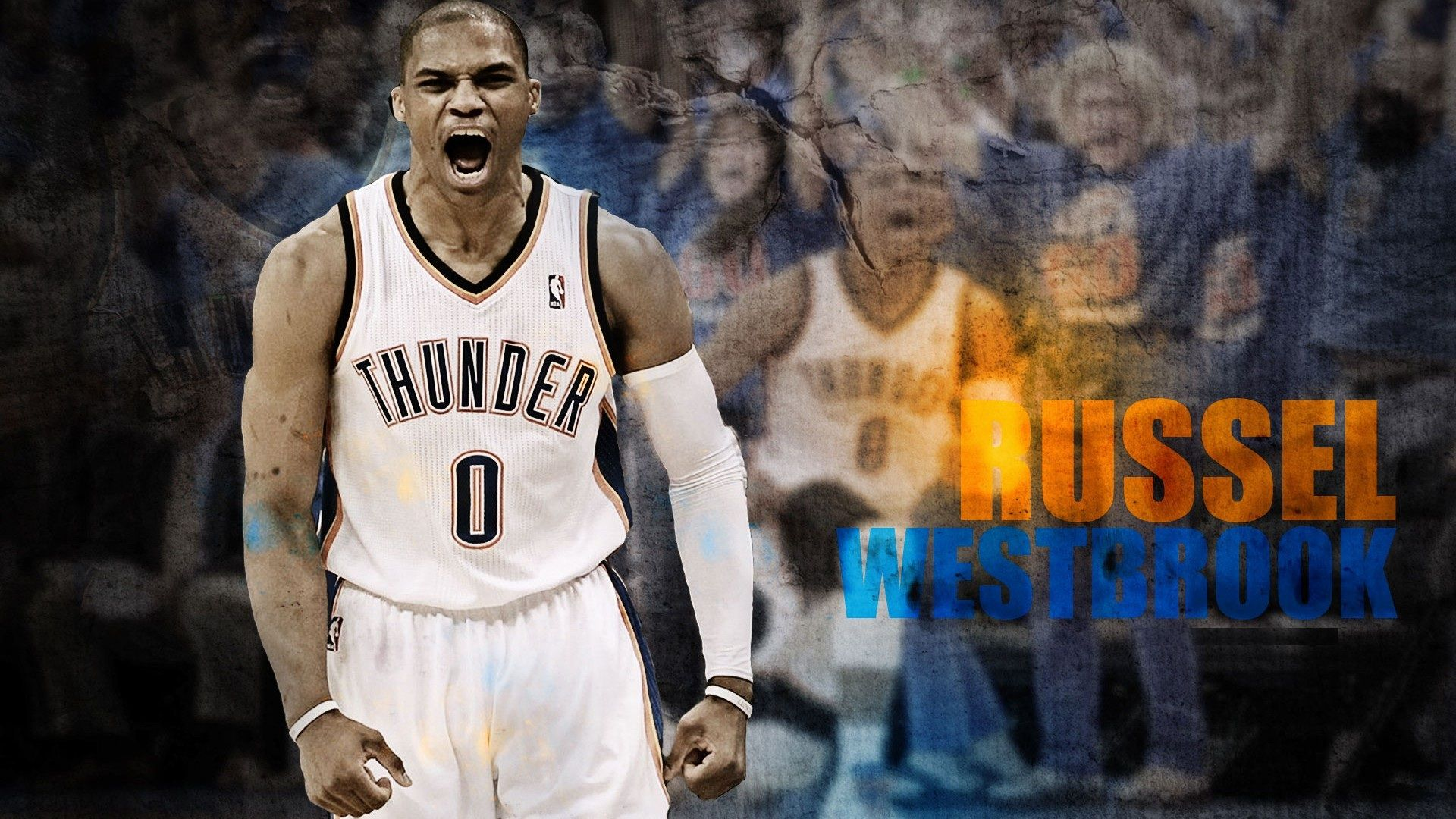 Russell westbrook wallpaper hd wallpapersafari