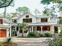 Open Floor Plan Modern Farmhouse Modern Southern House ...