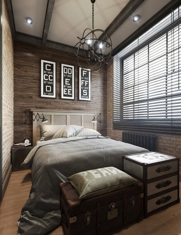 15 Masculine Bachelor Bedroom Ideas Home Design And Interior - mens bedroom ideas