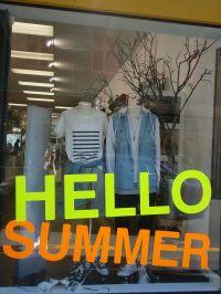 Summer 2011 window display | In Store | Pinterest | Window ...
