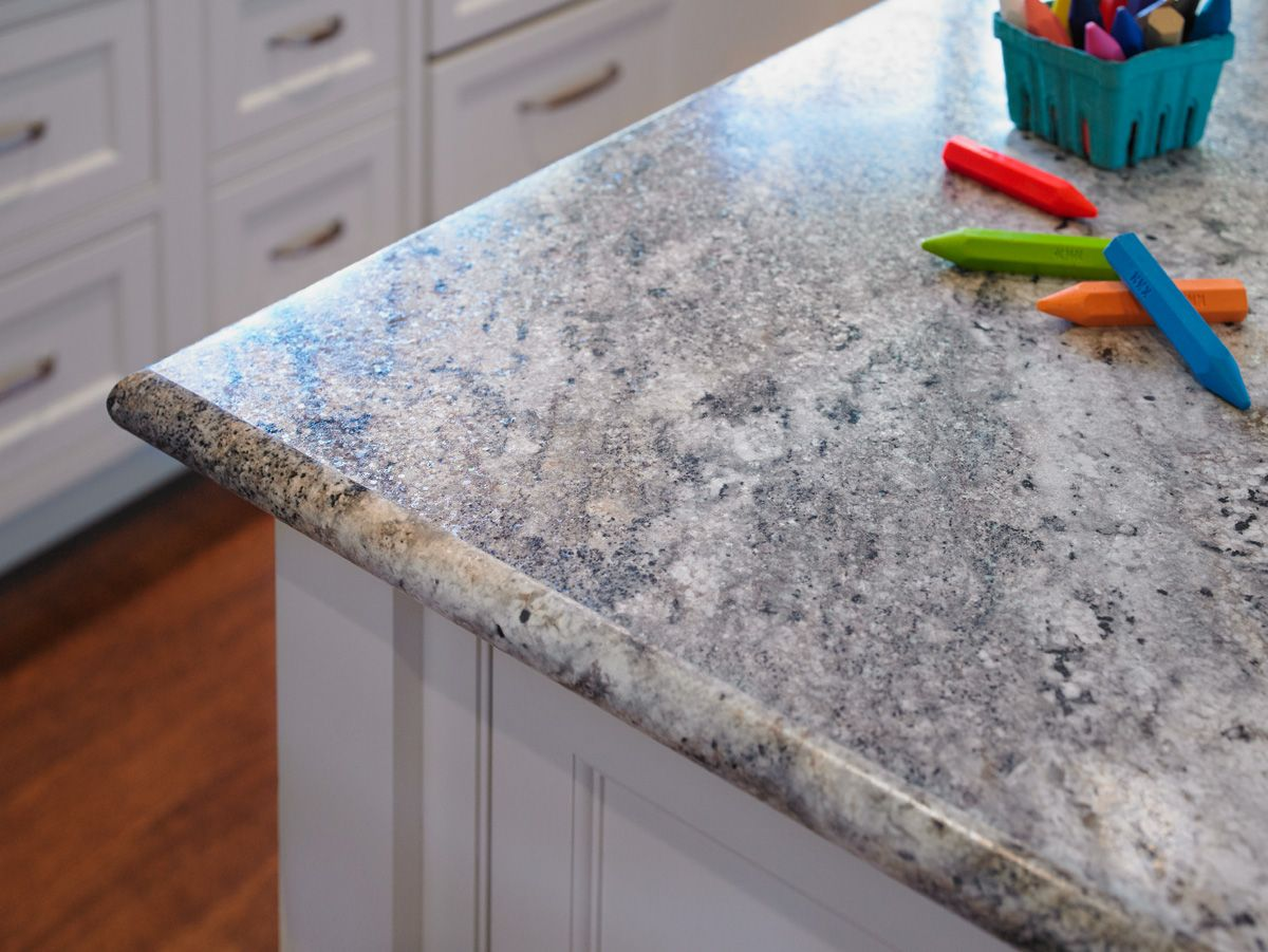 fx laminate formica kitchen countertops Formica fx RD Caf Azul veins of cool gray and warm