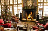 COZY DECORATION IDEAS FOR YOUR LIVING ROOMS | Christmas ...