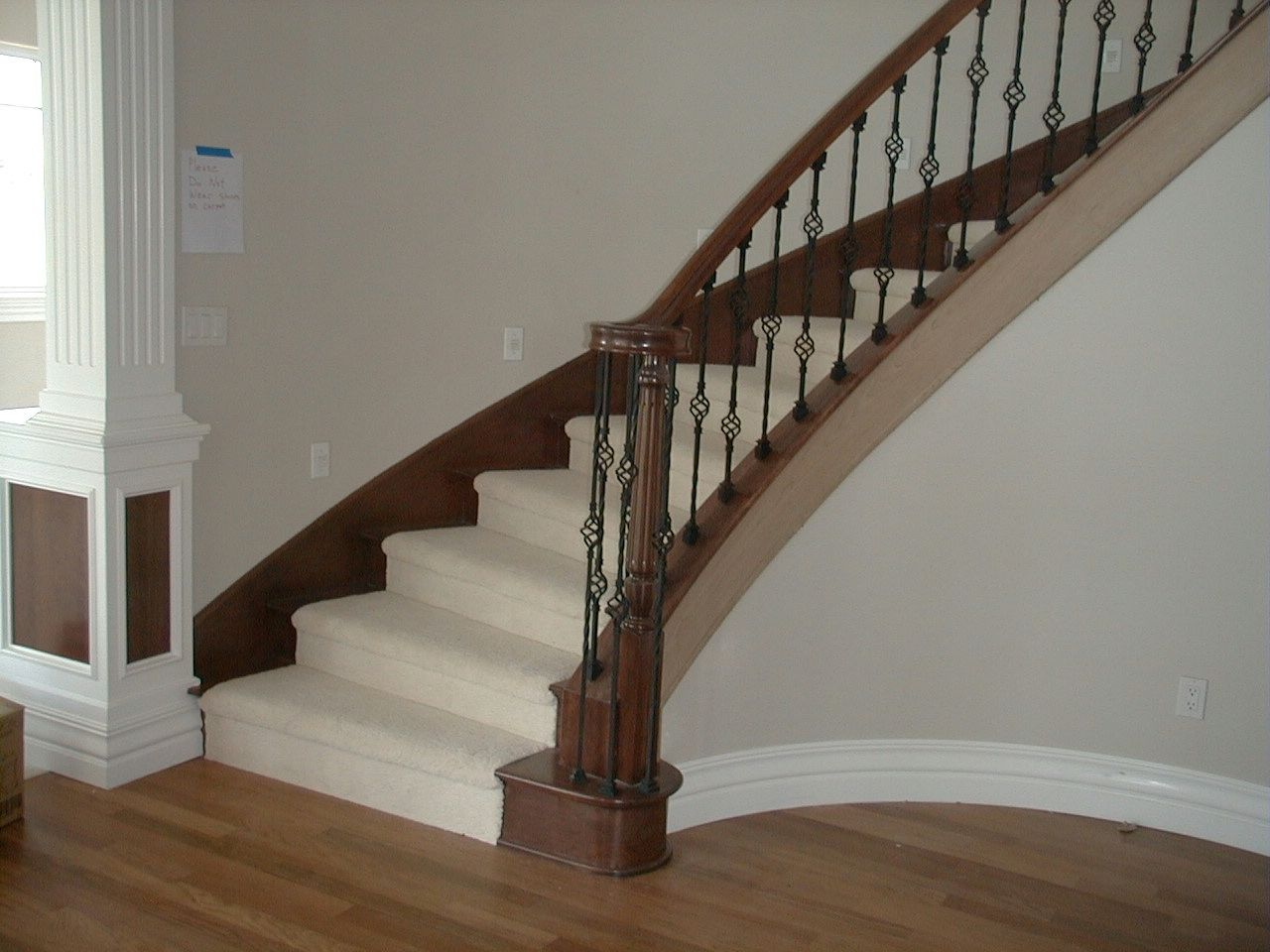 Black Iron Stair Spindles Great Find This Pin And More On