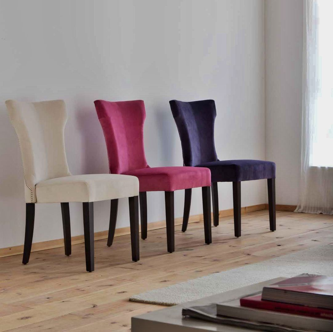 Sillas De Salon Modernas Silla De Comedor Moderna Sonia Chairs And Settees
