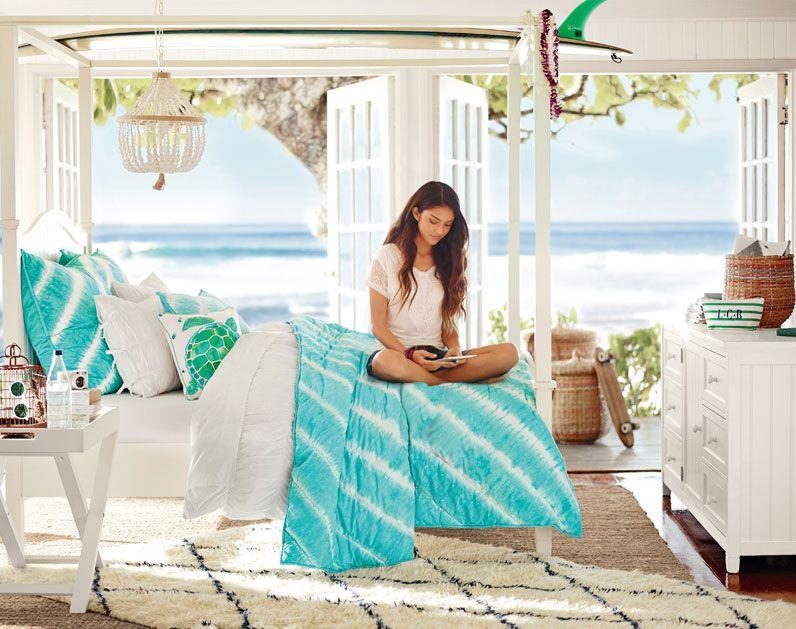 Best 25+ Teenage beach bedroom ideas on Pinterest Coastal wall - beach themed bedrooms
