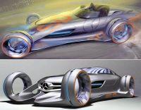Mercedes benz silver lightning | Concept Automobiles/Bikes ...