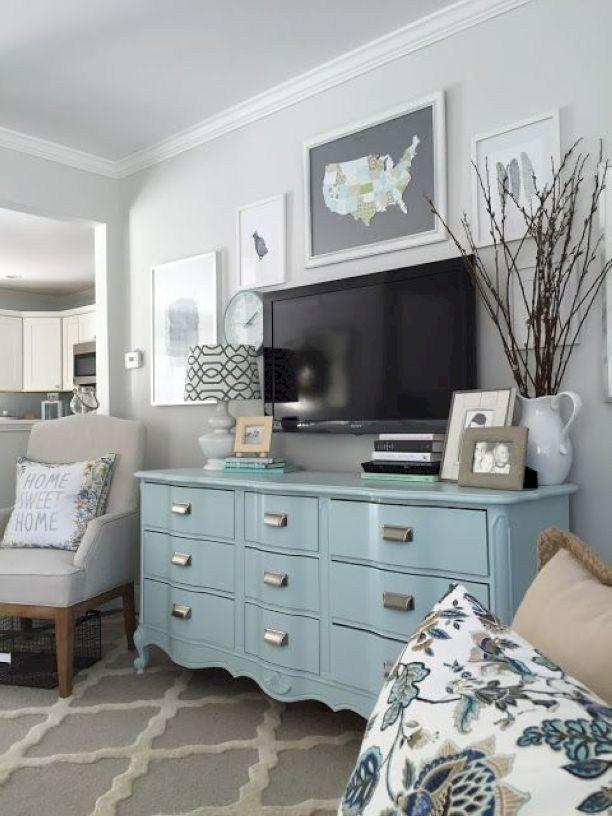 Stunning living room decorating ideas 08 Room decorating ideas - living room chest