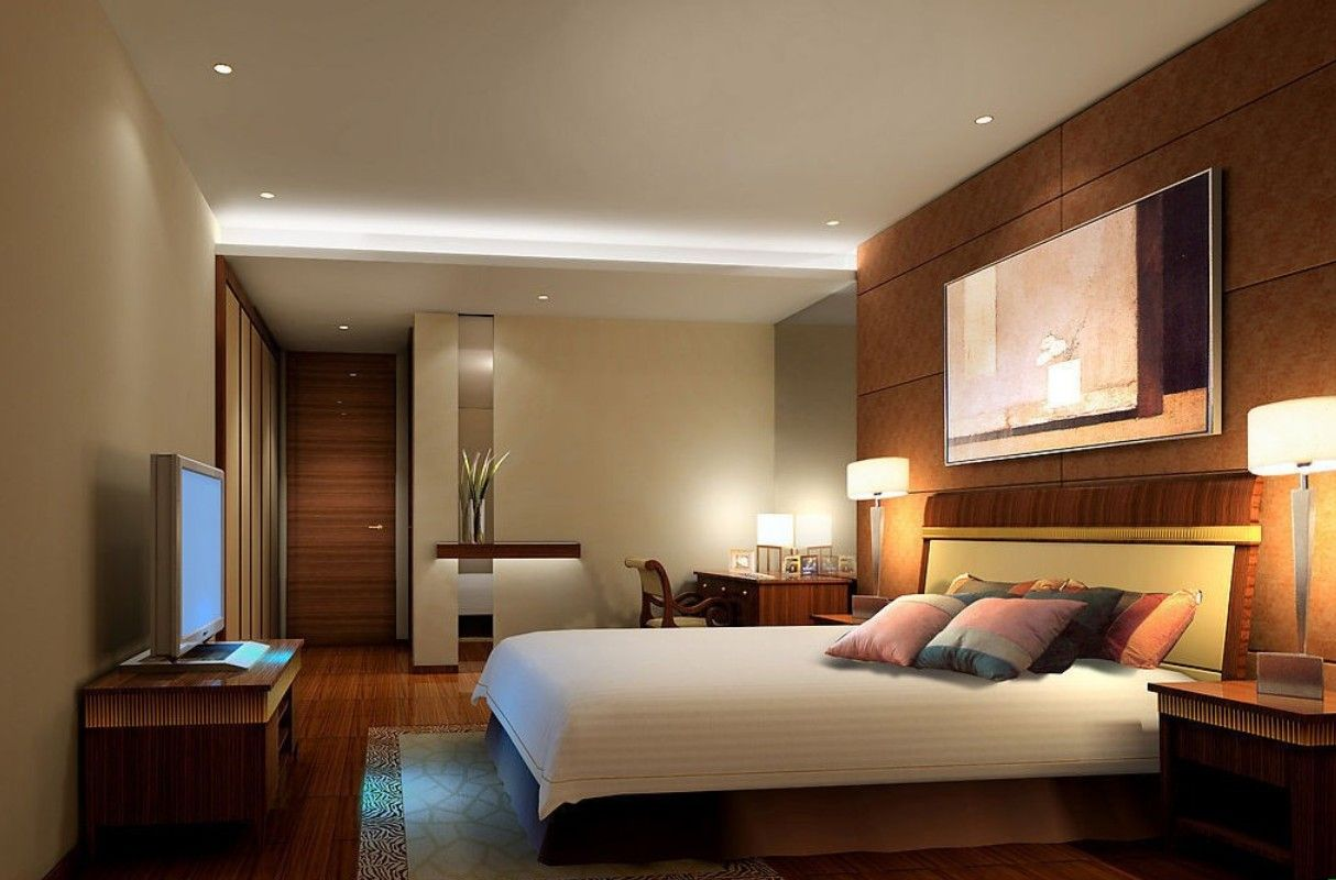 Partitioned Bedroom Contemporary Master Bedroom Master Bedroom Master