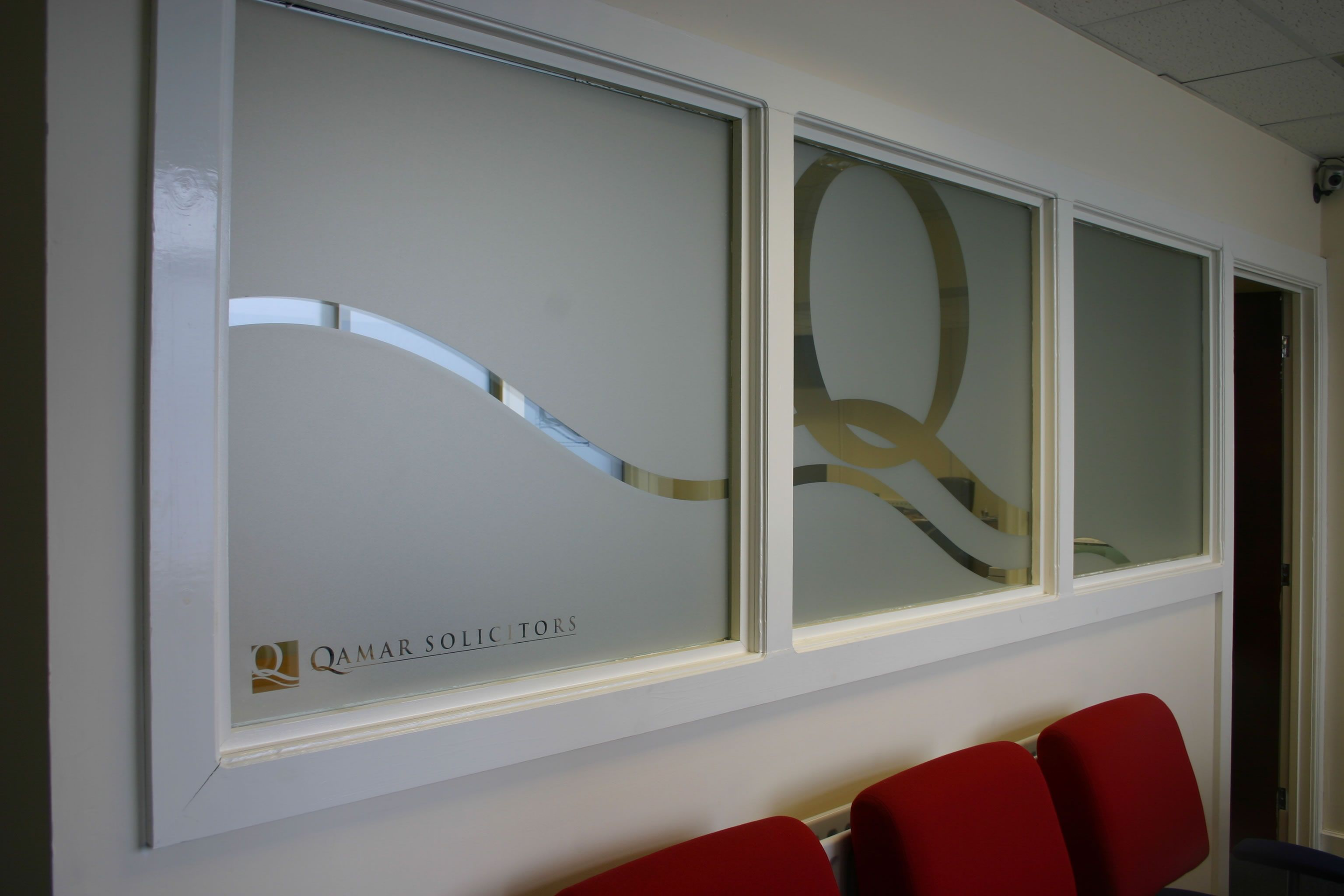 printed etch designs for offices