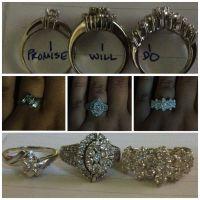 Promise ring Engagement ring Wedding ring   Bling Bling ...