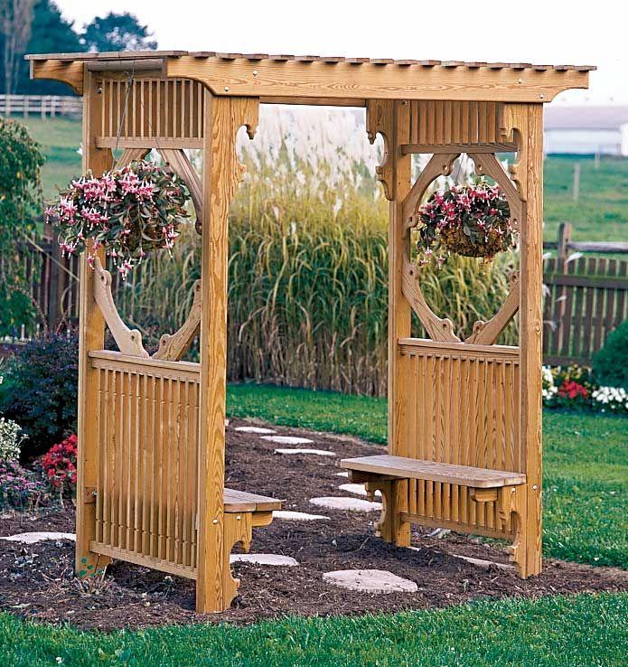 DIY Arbor Pergola Plans PDF Download wood homes plans Arbors - garden arbor plans designs