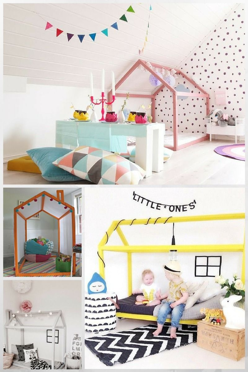 Bett Kleinkind Bild 3: Do It Yourself Kinderbett | Haus Ideen | Pinterest
