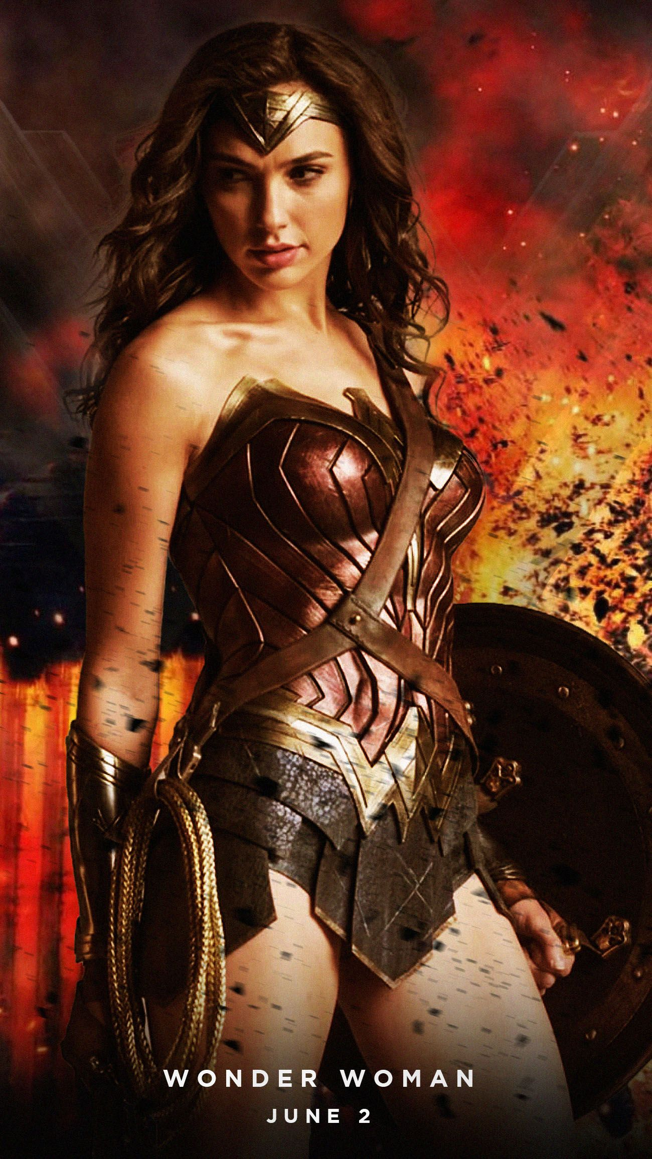 Hd Superhero Wallpapers For Pc Wonder Woman 2017 Hd Wallpaper From Gallsource Com