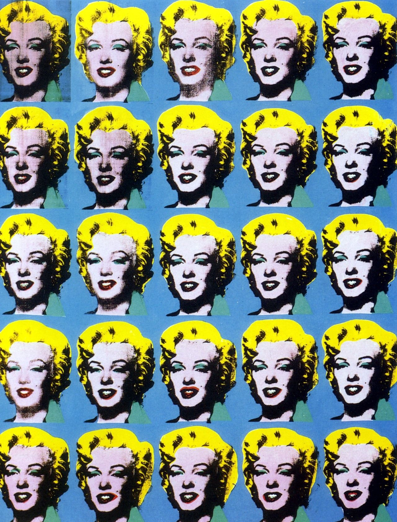 Marilyn Pop Art Andy Warhol Marilyn Monroe By Andy Warhol Andy 39s Marilyn Warhol